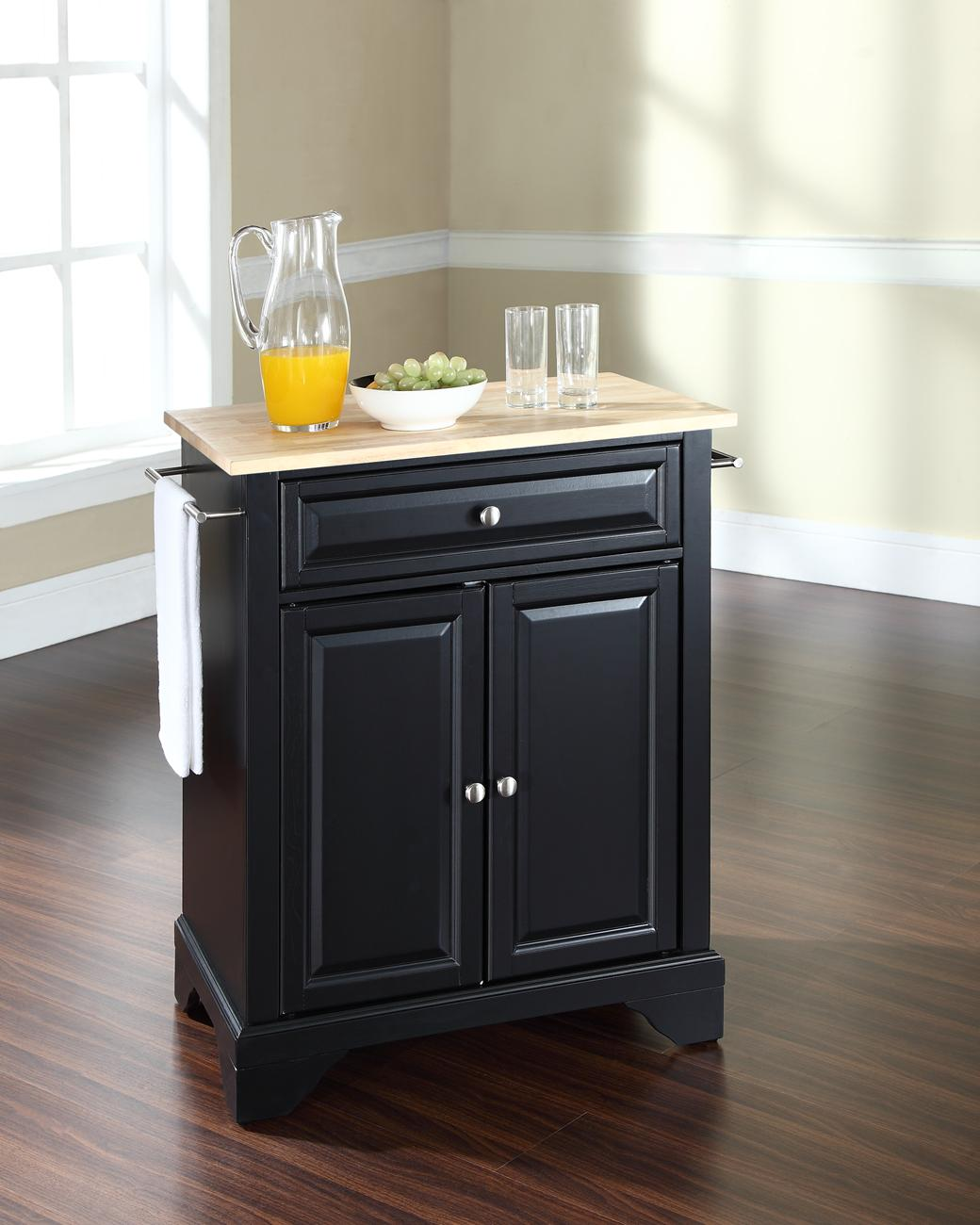 kitchen mobile island ninja mega 1500 crosley lafayette portable by oj commerce