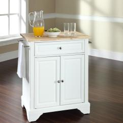 Kitchen Island Portable Cabinet Pulls And Handles Crosley Lafayette By Oj Commerce