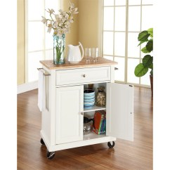 Portable Kitchen Island Target Aid Ovens Crosley Cart By Oj Commerce 252