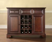 Crosley LaFayette Buffet Server / Sideboard Cabinet with ...