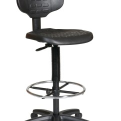Drafting Chairs Modern Wire Chair Office Star Kh550 With Adjustable Footrest