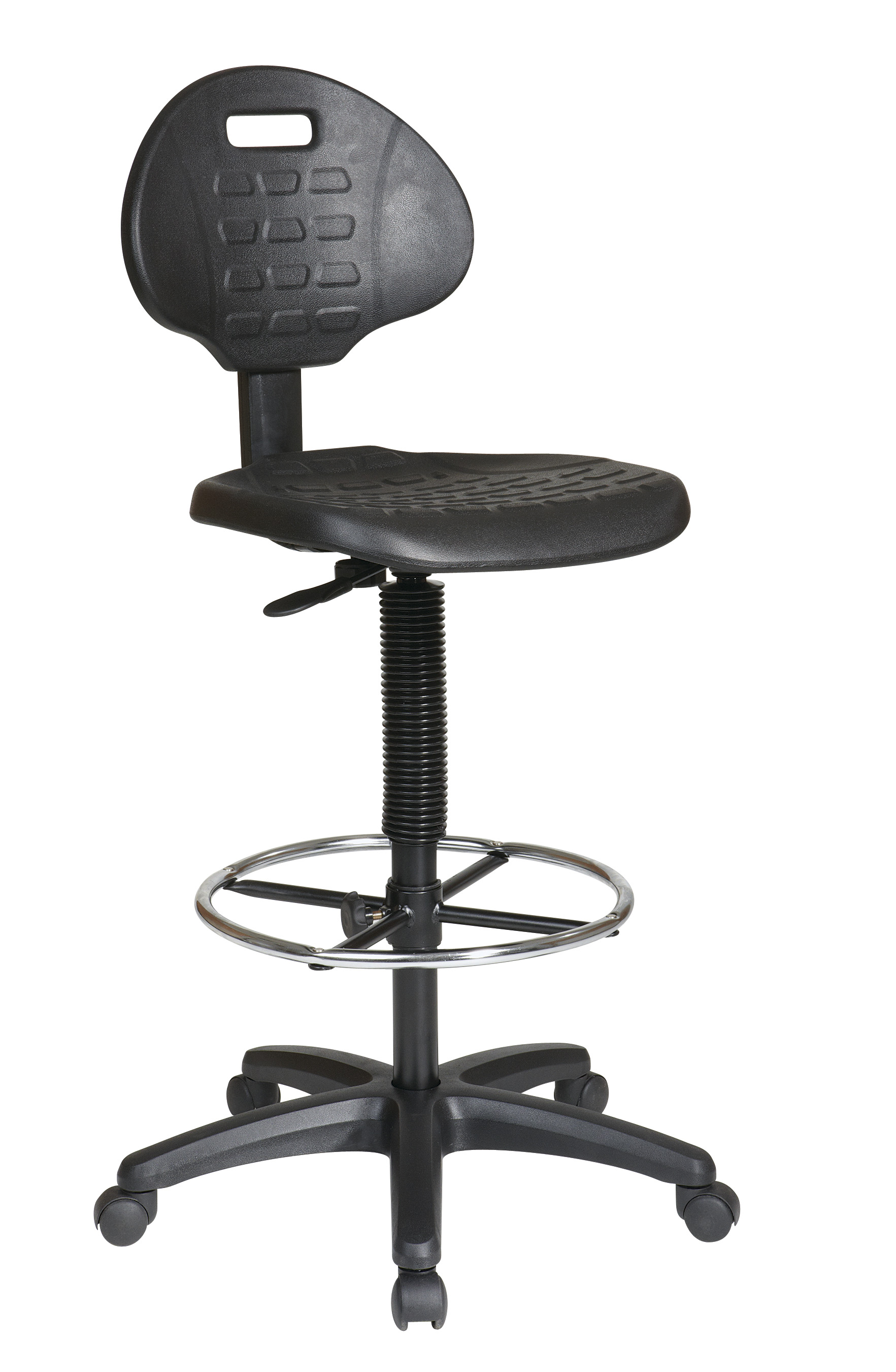 Adjustable Drafting Chair Office Star Kh550 Drafting Chair With Adjustable Footrest