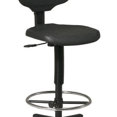 Adjustable Drafting Chair Vintage Egg Office Star With Footrest By Oj