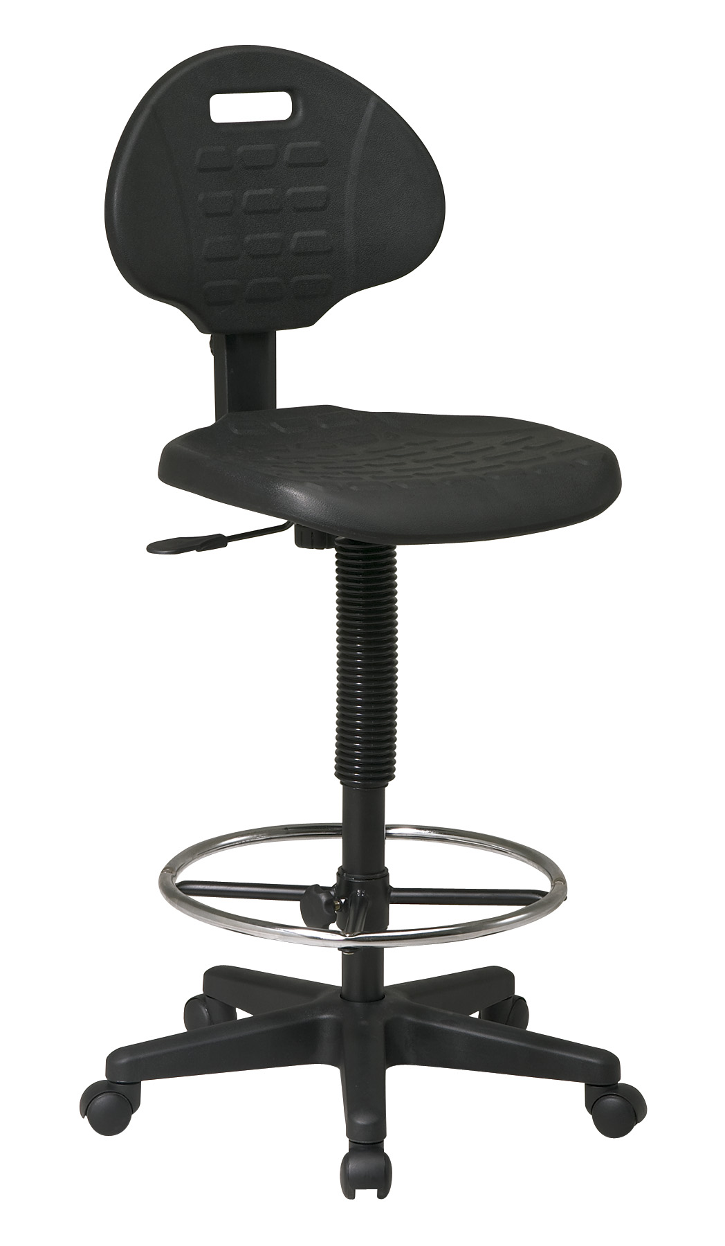 Adjustable Drafting Chair Office Star Drafting Chair With Adjustable Footrest By Oj