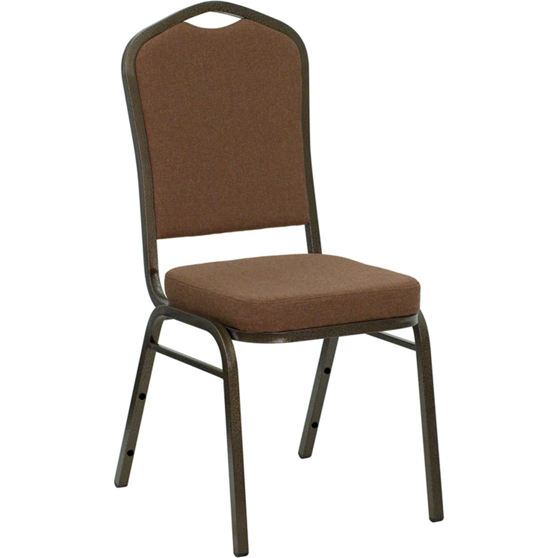 Flash Furniture HERCULES Series Crown Back Stacking