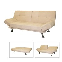 Adjustable Futon Sofa Bed - From $721.99 to $743.99 ...