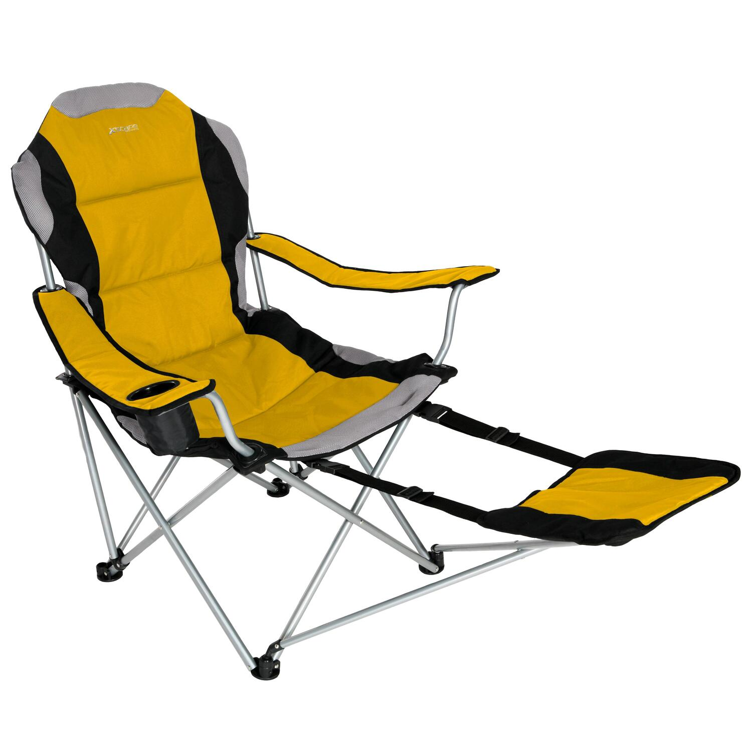chair in a bag with footrest office jack sportline xl quad fold w black from