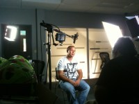 Matt Jeppsen - Today's interview lighting setup... on ProPic