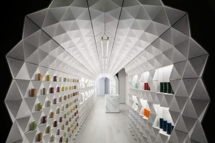 "Press kit | 1968-13 - Press release | Architecture MasterPrize 2019 Winners Announced - Architecture MasterPrize - Commercial Architecture - Photo credit: <p style="""">Claus Porto New York photo: Eric Petschek</p><p style=""""><br></p>"
