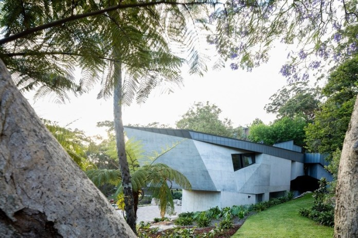 Press kit   661-54 - Press release   World Architecture Festival 2019 – Day One Winner of International Architectural Awards Announced - World Architecture Festival (WAF) - Competition - Castle Cove House by Terroir - Photo credit: Brett Boardman