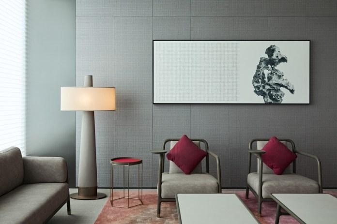 Press kit   3531-02 - Press release   Joya Hotel Hangzhou - Vermilion Zhou - Commercial Interior Design - 27F Meeting Room - Photo credit: Yunpu Cai<span></span>