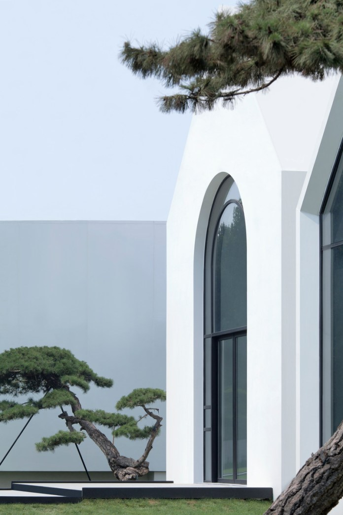 Press kit | 3531-03 - Press release | Song Art Museum - Vermilion Zhou Design Group - Institutional Architecture - Photo credit: Zhi Xia<span></span>