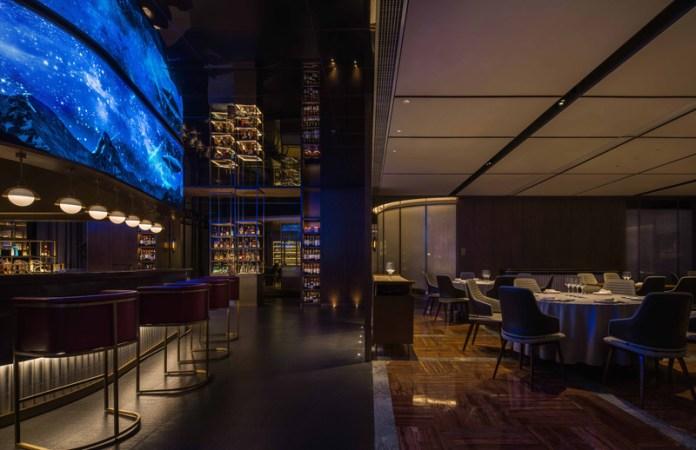 Press kit | 5588-02 - Press release | XU JI Seafood Restaurant (Land Kylin) - Daxiang Design Studio - Commercial Interior Design - Public space - Photo credit: ©️Chuan He