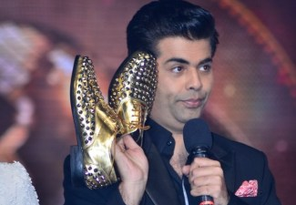 Image result for karan johar's shoes