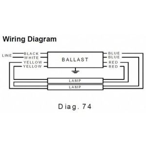T12 Ballast Wiring Diagram 1 Lamp And 2, T12, Free Engine Image For User Manual Download