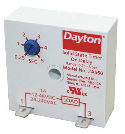 dayton timer relay wiring diagram mercury smartcraft gauges solid state manual e books encapsulated 1a 2a560 zoro comdayton