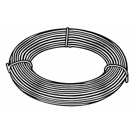 Precision Brand Music Wire, Type 302 SS, 6, 0.016 In 29016
