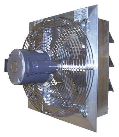 Canarm Exhaust Fan, Industrial/Commercial, 42 in AX42