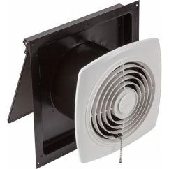 Broan Kitchen Exhaust Fan Cabinet Boxes Only Fan, Wall, 8 3/8 In 507 | Zoro.com