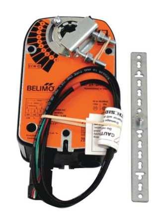 Belimo Spring Return Damper Actuator 24vac Dc Lf24 Sr