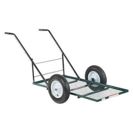 vestil landscape cart profile