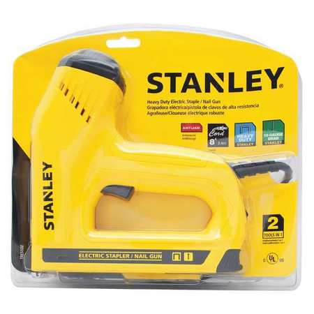 Stanley Electric Staple Gun Not Working