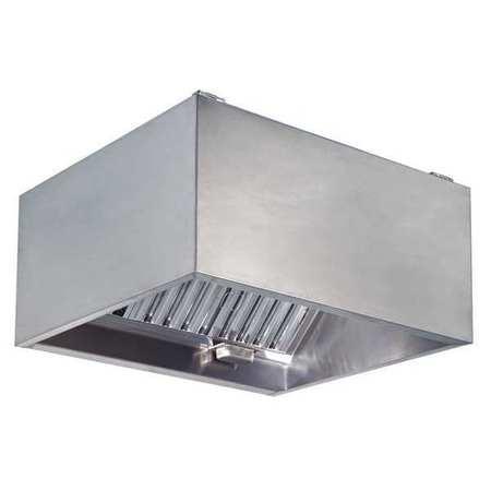 Range hood vs wall exhaust fan in kitchen