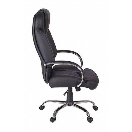tall swivel chair design for living room goliath big and black 1100bk zoro com