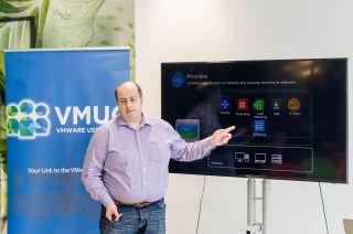 VMUG Romania - Cristian Radu (VMware) - NSX