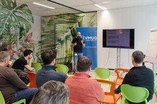 VMUG Romania - Razvan Ionescu (VMUG) - The Trombone Effect