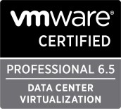 VMware Certified Professional 6.5 - Data Center Virtualization (VCP6.5-DCV)