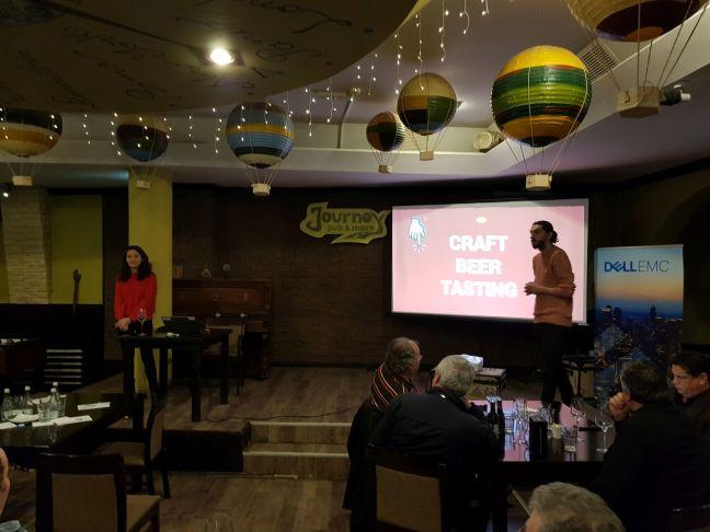 VMUG Romania - Craft Beer Tasting