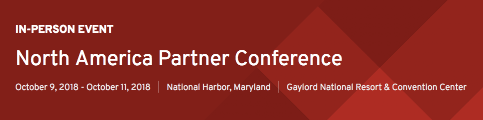 CloudHedge to Attend the RedHat North America Partner Conference