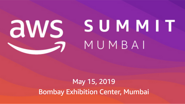 AWS Summit Mumbai 2019