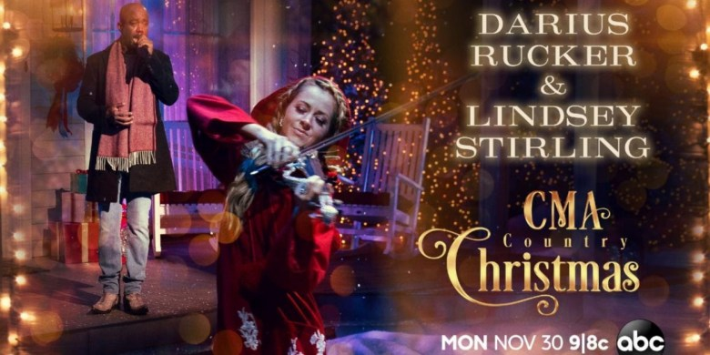 Lindsey Stirling & Darius Rucker Release 'What Child Is This'