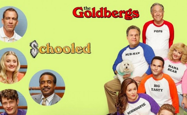 Paley Center Presents The Goldbergs And Schooled Costume