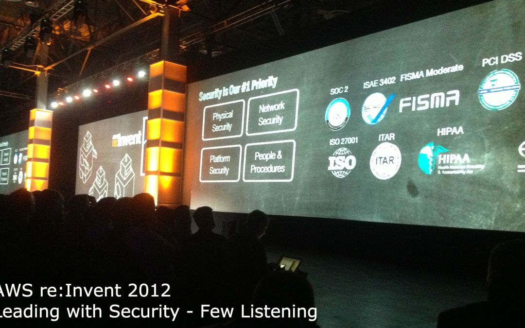 AWS Security Is Better Than Yours