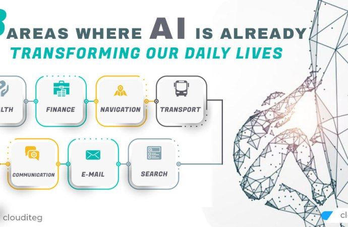 8 Areas Where AI is Already Transforming Our Daily Lives