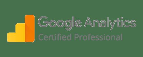 google ads analytics certified professional logo