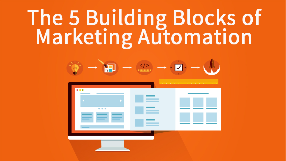 The Five Building Blocks of Marketing Automation