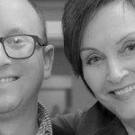 Trish Bertuzzi and Greg Poirier
