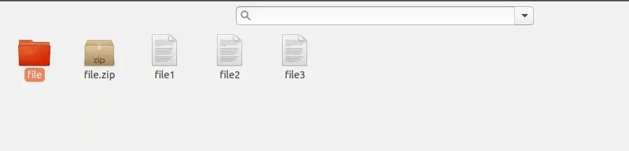 unzip-folder