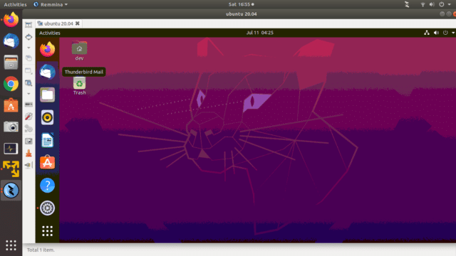 Remote-desktop-ubuntu