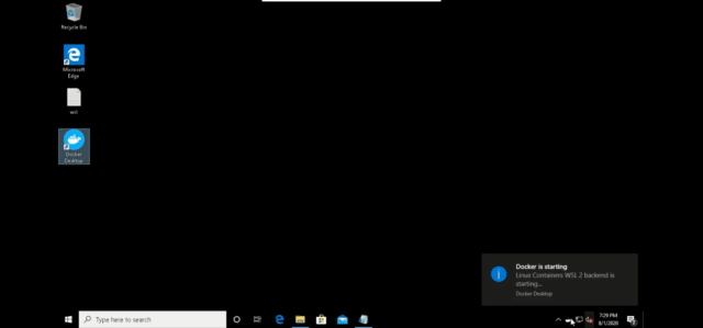 open-docker-desktop-linux-container-wsl2