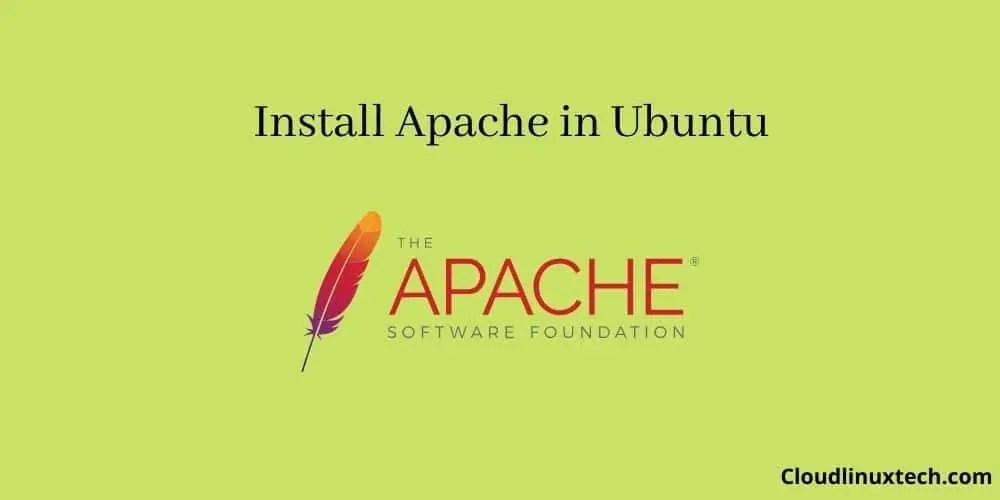 Install-apache-in-ubuntu