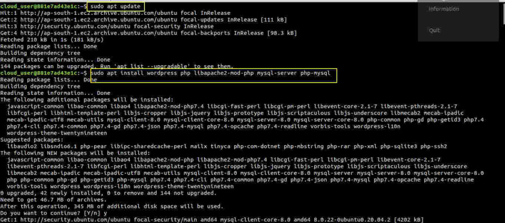 install-wordpress-on-ubuntu-locally