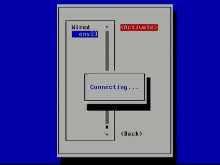 configure-Rocky Linux-network
