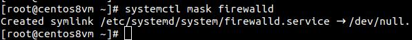 how-to-mask-firewall-service-on-centos8