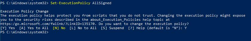 set-execution-policy-powershell