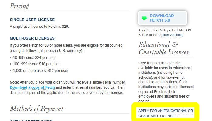fetch-ftp-price